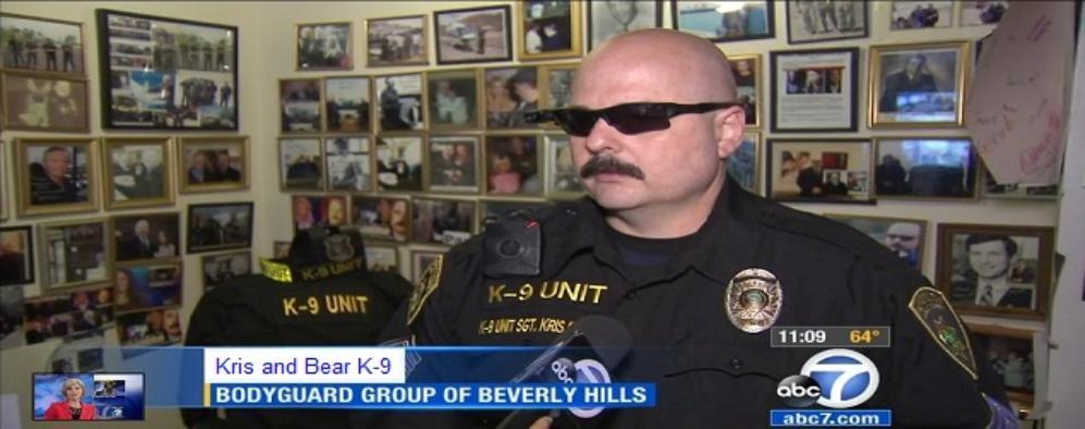 los_angeles_celebrity_bodyguards_for_hire_of_bodyguard_group_of_beverly_hills_90210_k-9_unit_kris_herzog_and_k9_bear_herzog_los_angeles_