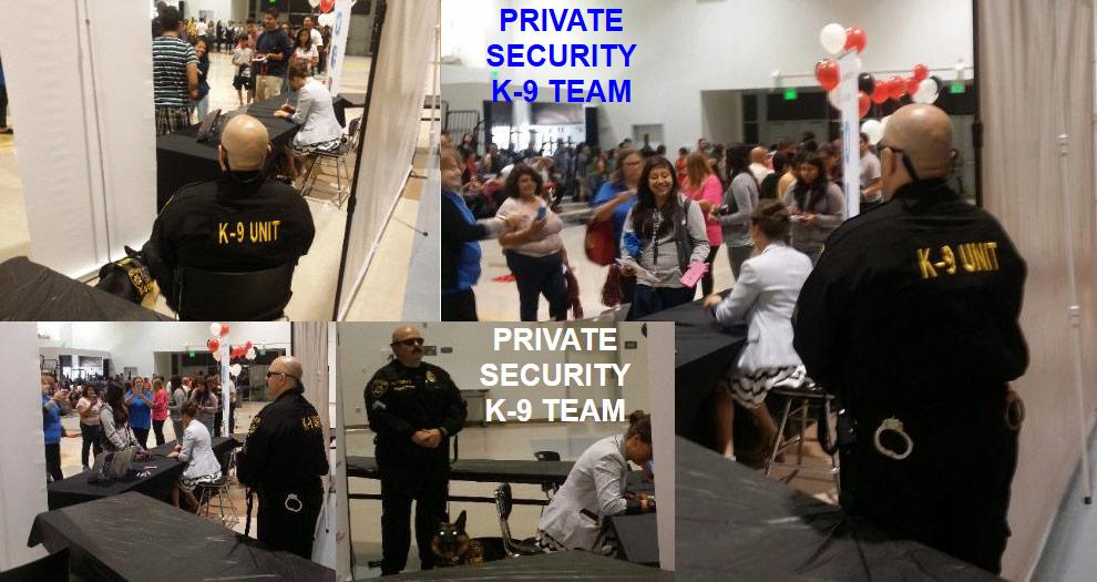 private-security-k9-team
