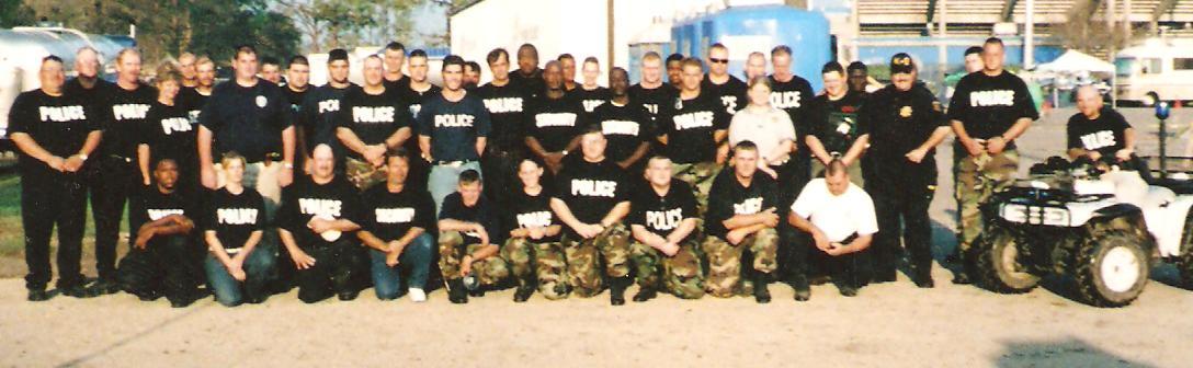 Hurricane Katrina, Hurricane Rita Emergency Response by Kris Herzog and The Bodyguard Group of Beverly Hills security 90210