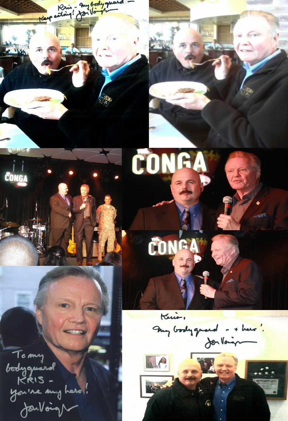 Kris Herzog, famous celebrity bodyguard Kris Herzog jon voight angelina jolie bodyguards for hire