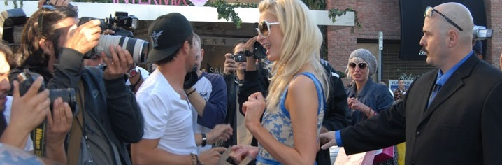Kris Herzog of The Bodyguard Group of Beverly Hills California 90210