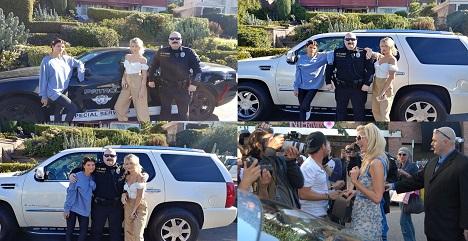Famous celebrity bodyguard Kris Herzog, The Bodyguard Group of Beverly Hills, 90210, Los Angeles celebrity bodyguards for hire LA