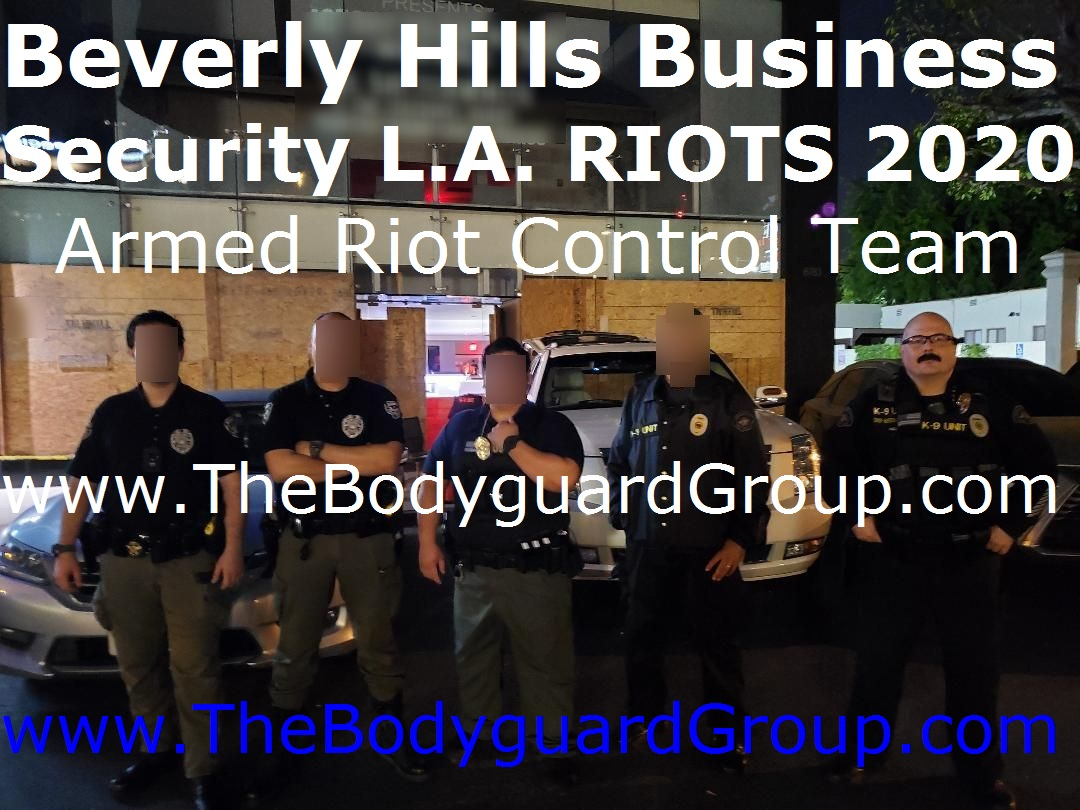 www.TheBodyguardGroup.com